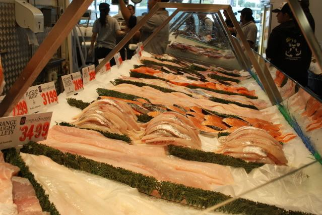 Fish Markets- Fillets