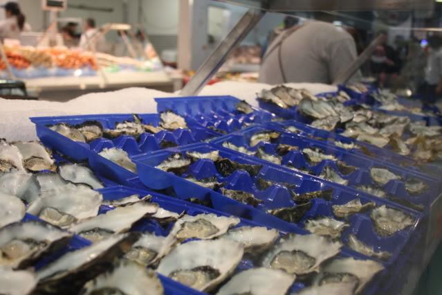 Fish Markets- Oysters