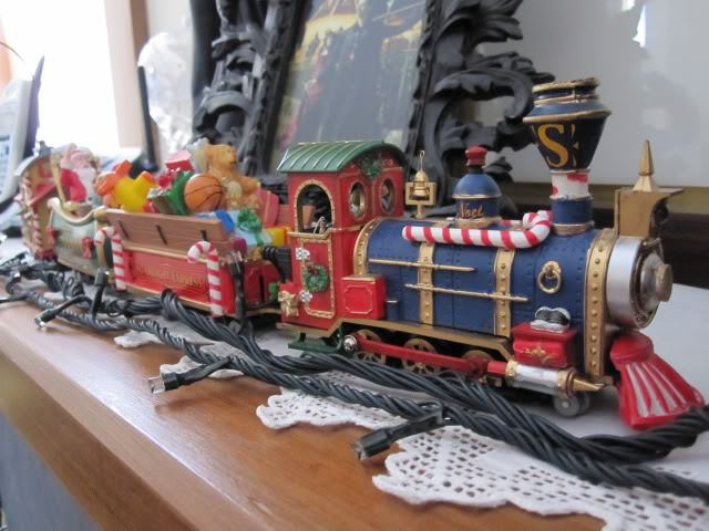 tree train