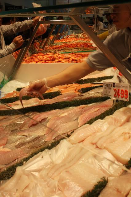 Fish Markets - Fillets