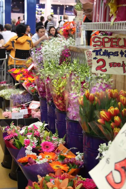 Fish Markets - Flower Shop